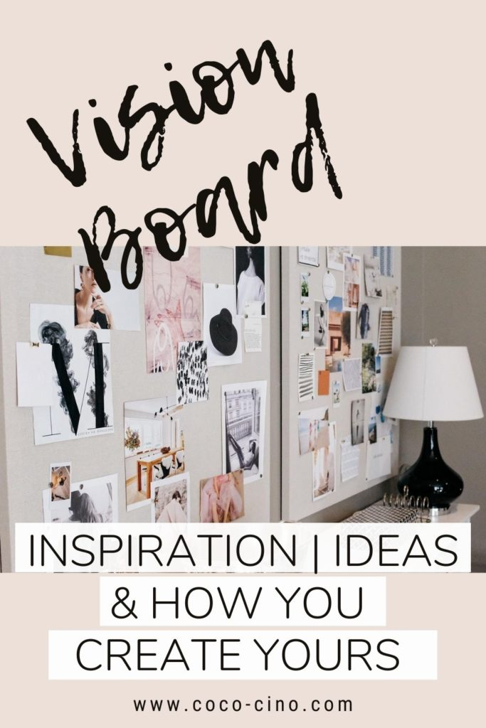 Vision Board Ideas_create your own board_ideas and inspiration
