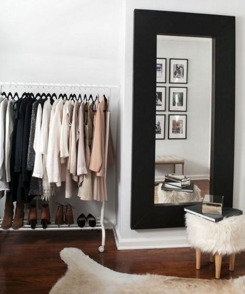 Inspirations & Storage Essentials for an organised and stylish wardrobe_