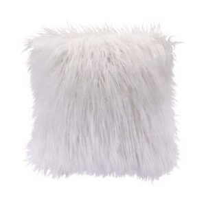 Fuzzy Boho Pillow_soft_white