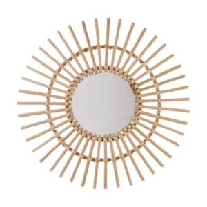 Boho Mirror_Natural brown Material_Sun Style