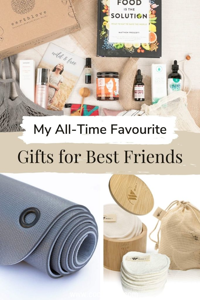 Gift Guide for Best Friend_Sustainable Gifts