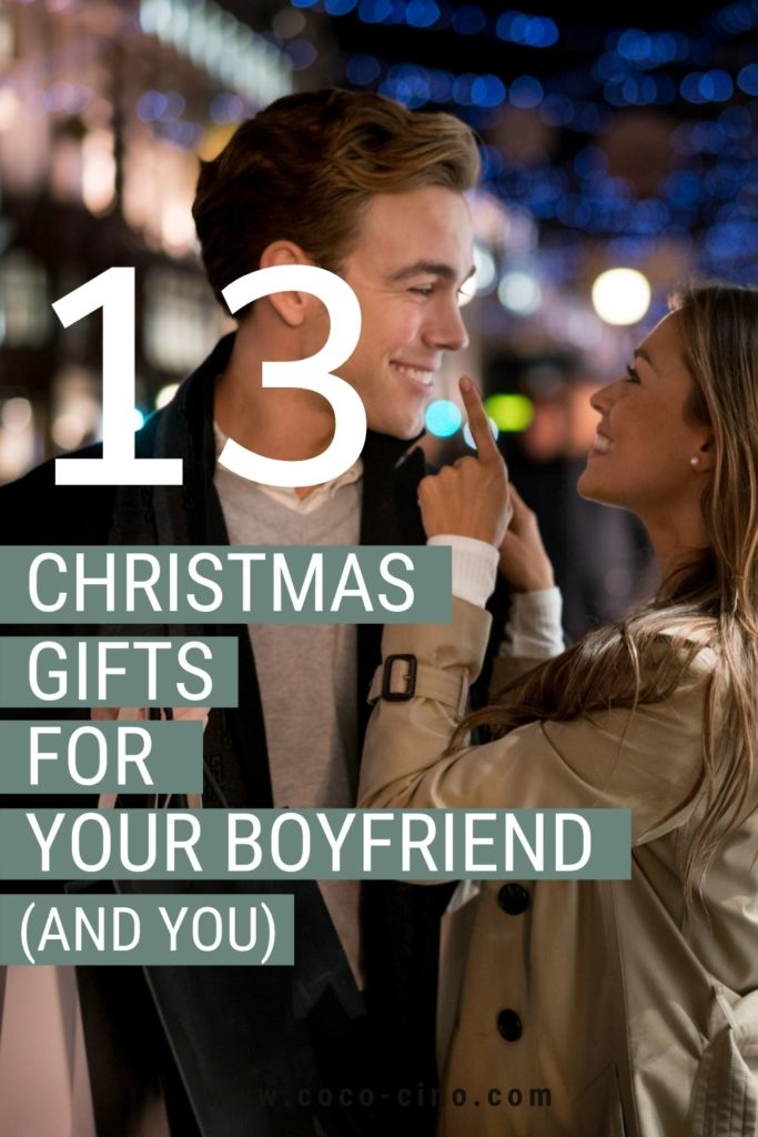Gift Guide for Him_13 Christmas Gifts for your boyfriend and you_couple in love
