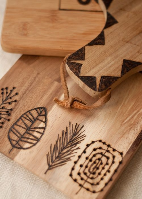 Handmade Wooden Cutting Boards different Styles