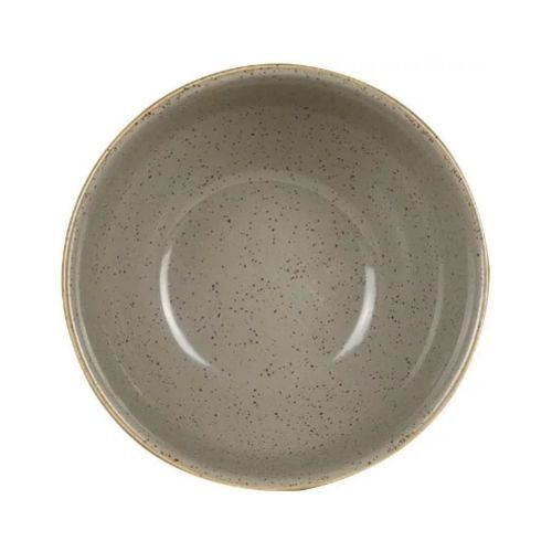 Porcelaine_rustic_round_brown