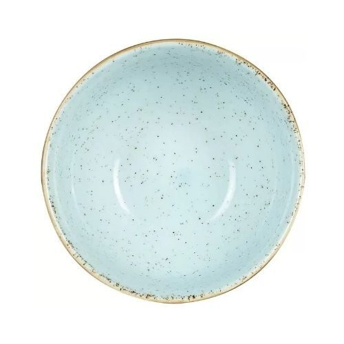 Porcelaine_rustic_round_brown_blue
