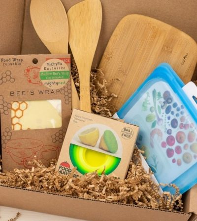 Sustainable Gifts_Sustainable Kitchen Gift Package