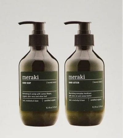 Gift Guide for Best Friend_Sustainable Gifts_meraki soap and lotion gift set