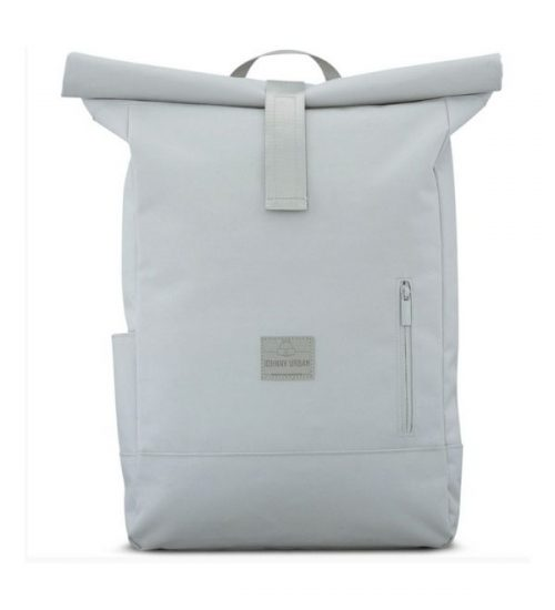 Gift Guide for Health and Fitness Lover_Backpack grey with roll-top