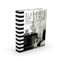 Black and white Interior_Decorative Book_Elements of Style