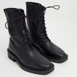 Looks_Combinations_black high Boots