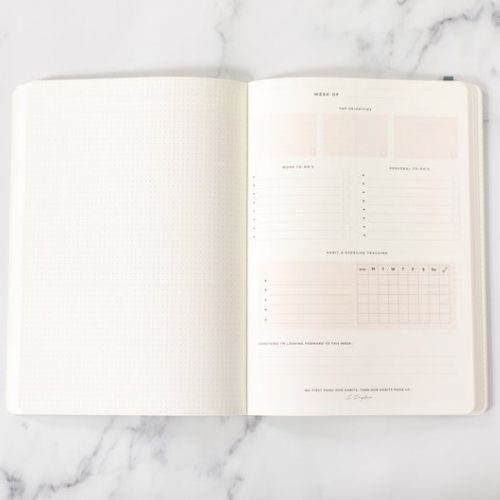 Productivity Planner_Great Things Ahead_Weekly Planner_inside