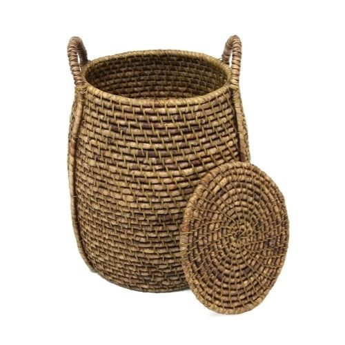 Laundry Basket_braided_natural brown