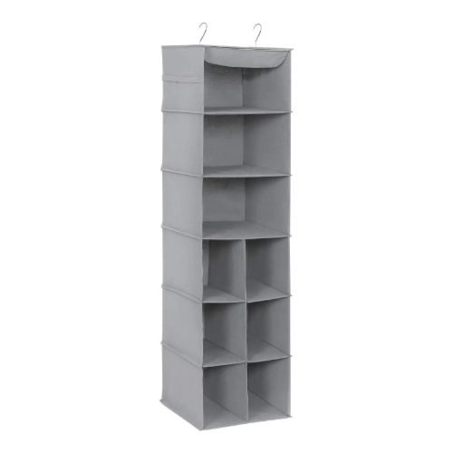 Storage Boxes_Hanging Compartment_grey